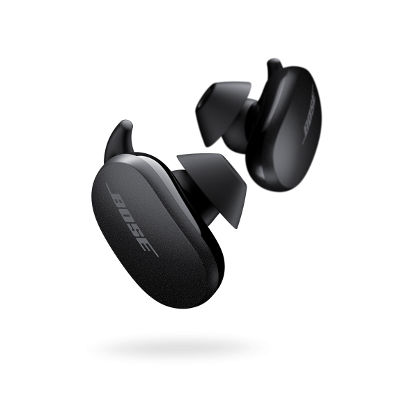 Bose QuietComfort Earbuds – Triple Black