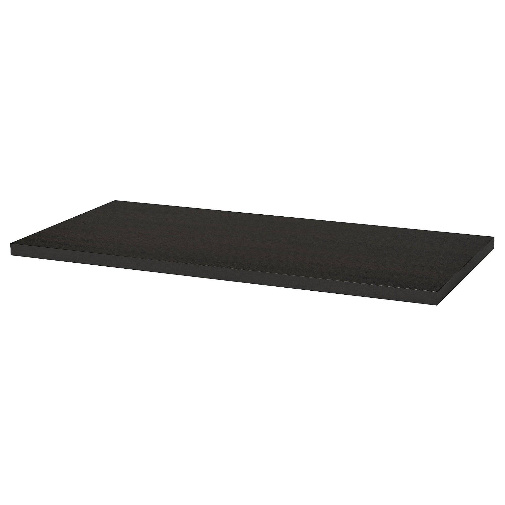IKEA Linnmon - Black-brown